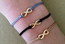 Handmade bracelets by izou.gr / Head on over to www.izou.gr to check out my handmade jewellery creations.