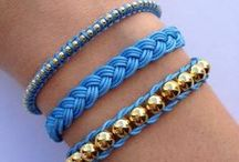 Bracelet combinations by izou.gr / Here you can find various ideas on how to combine and wear your izou.gr bracelets.