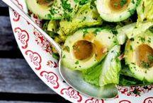 Let Them Eat Salad / Salads, Salads, and more Salads!