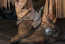 Cowboy Boots  / There's a little country in all of us.