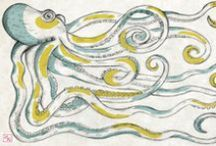 Laura Klamburg's illustrations / Selection of Illustrations I've done and I love