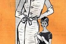 Sewing Patterns : MAIL ORDER