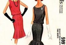 Sewing Patterns : 1960's