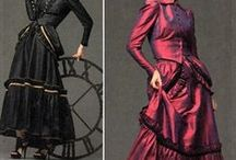 Sewing Patterns:  GOTHIC - STEAMPUNK
