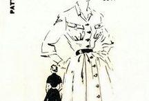 Sewing Patterns :  SPADEA