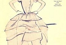 Sewing Patterns : CATALOGS