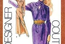 Sewing Patterns : 1980's