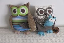 Owls <3 / I don't know where I've got this obsession.. But Hoo knows, hih!