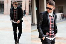 MEN'S FASHION / All about men's dress code, looks and styles