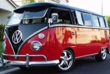 VW VANS/BUS / I love vw and it will be a definite travel option when I can afford it