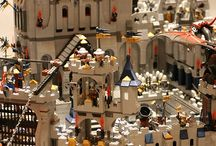 Lego castle / For ideas and fun