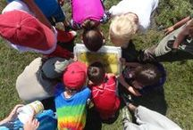 Education / Explore our 8600 acre Outdoor Classroom!