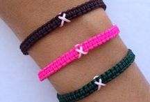 Awareness Bracelets by izou.gr