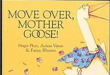 Mother Goose Rhymes / This includes both individual rhymes and collections of rhymes for babies and toddlers.