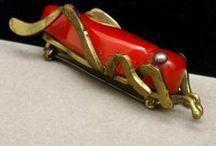 Jewelry Vintage & New / Glitzy jewelry that catches my eye!