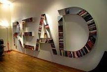 BOOKSHELVES / My babies need a new place where to show all their beauty
