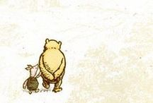 POOH of ONE HUNDRED ACRES WOOD / Hunny