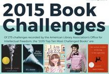 Banned & Challenged Books / by Charles & Renate Frydman Educational Resource Center