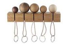 Key hangers / Key hangers designed/produced by Gran Living