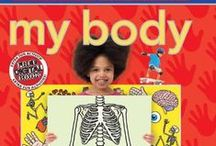 Human Body / by Charles & Renate Frydman Educational Resource Center