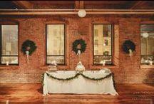 Inspiration: Winter / Inspiration for Winter weddings.
