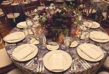 Inspiration: Deep Purple / Wedding and event inspiration in shades of plum, eggplant and dark purple