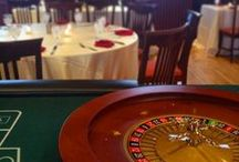 Inspiration: Casino / Design inspiration for casino themed weddings, birthdays and other parties.