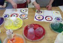 Maternelle-Art plastique-Bricolages