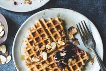 Breakfast with Grass-Fed Dairy / Start the day off right for you and your family with these breakfast recipes made with our 100% grass-fed organic dairy.