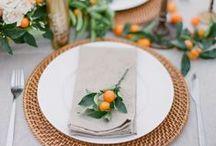 Inspiration: Citrus & Sage