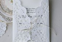 wedding invitations / all about wedding invitations