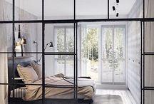 Pomysły na podział sypialnii