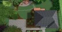 Garden designs by Gardenika / Garden designs and ideas, 3D graphics created in our studio.