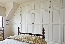 Built-Ins & Moulding / Ideas and inspiration for custom built-in's and architectural details for the home