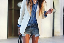 Wardrobe Dreams / Outfits that I adore. Most are from bloggers, but there are celebrities and fashion execs sprinkled in between. / by Citlalli Alvarez Martinez