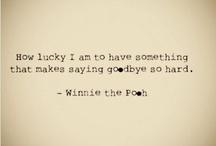 words / by Britney Kotz