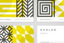 design + branding / graphic design, identity, print design / by christie