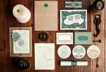 Identity System / Logos, business cards, and collateral. / by Robin Budd