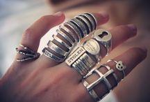 Accessories. / by Alena White