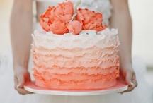 Wedding Cakes : O M B R E E