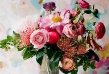 Kolor: roz i czerwien