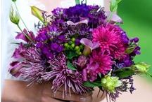 Wedding Bouquet : C H R I S A N T E M U S