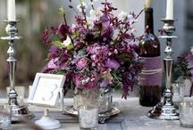 Dekor: jesien + fiolet