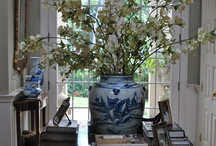 Love for Blue and White Porcelain / by Eddie Royster