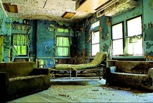 Abandoned, Corroded & Decayed