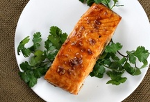 Recipes - Seafood - Salmon / by Cheryl Wedlake