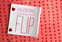 Be My Valentine / My favorite Valentine ideas. / by Steph :: Modern Parents Messy Kids