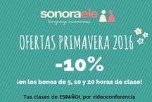 SONORA ELE / Online Spanish School + Integrated Spanish Language Consultancy for Business