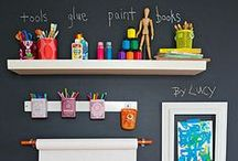 Kitchen / Kitchen inspiration. / by Steph :: Modern Parents Messy Kids