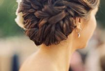 Wedding Hair / by Robin Budd